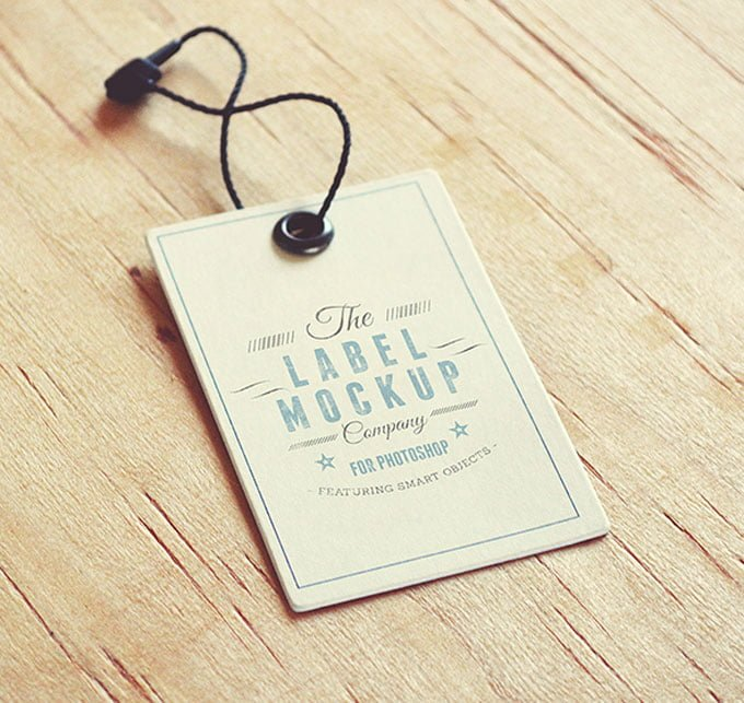 Etiqueta ropa vigo masqueimprenta con agujero personalizada
