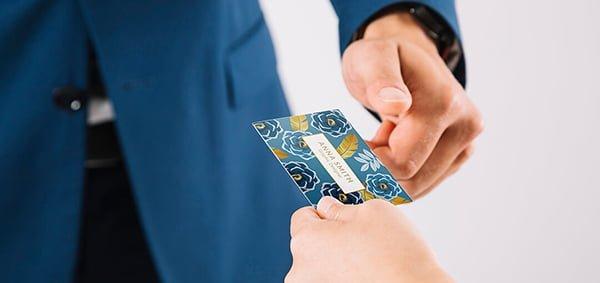 tarjetas de visita vigo corporativas